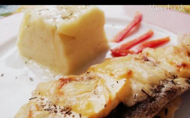 Najlepšie rybie filé - Recept
