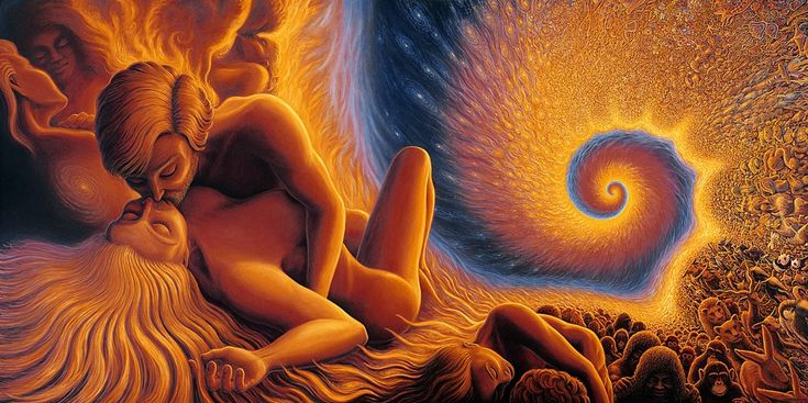 Spiral Genesis (by Mark Henson)