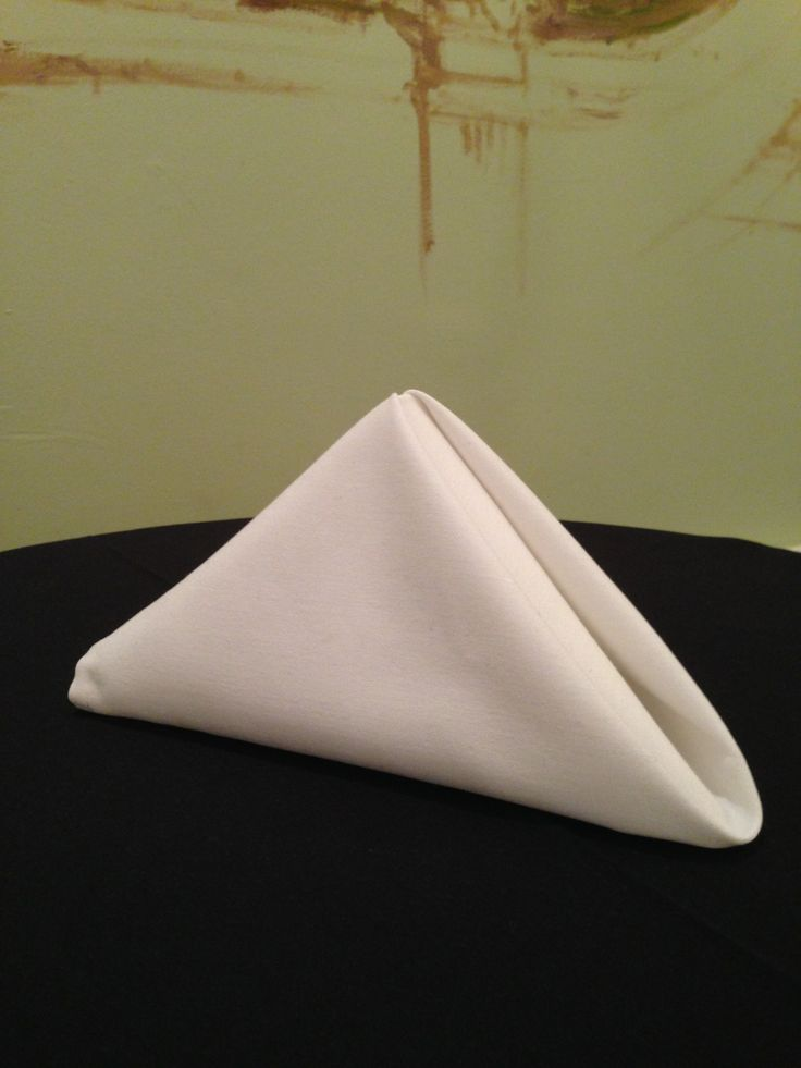 & Porcupine Fold | Napkin Folds We Offer | Pinterest