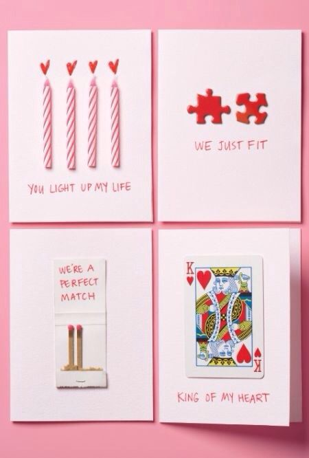 Valentine DIY Card! <3