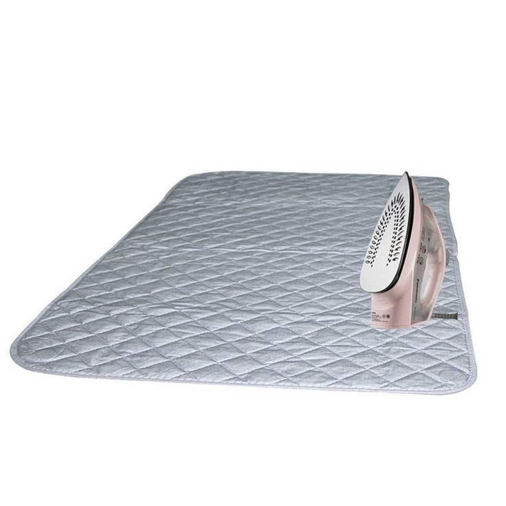 "Ironing Blanket,Canika Magnetic Mat Laundry Pad,Washer Dryer Heat Resistant Pad, Ironing Board Covers (33"" x 18"", Grey)"