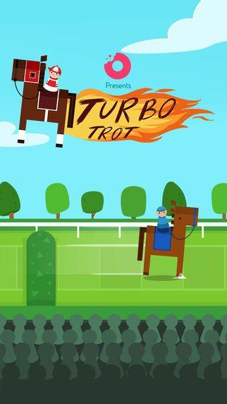 Turbo Trot Jumps Onto Apple App Store |