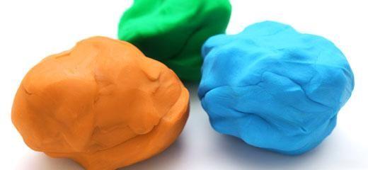 Play-doh och trolldeg – recept,