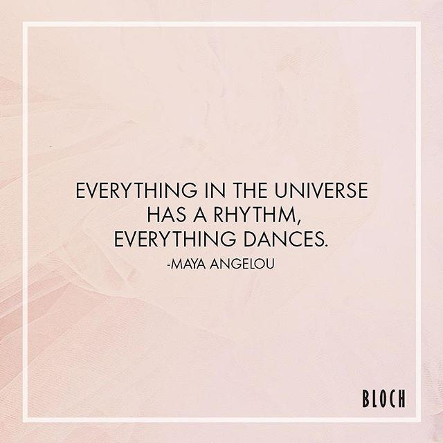 "Morning #Motivation: ""Everything in the universe has a rhythm, everything…"