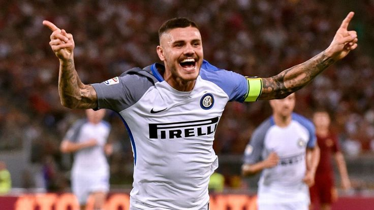 Mauro Icardi offers inspiring performance for Inter Milan vs. Roma