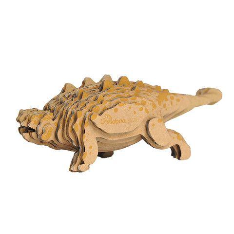 Ankylosaurus Dodopuzzle