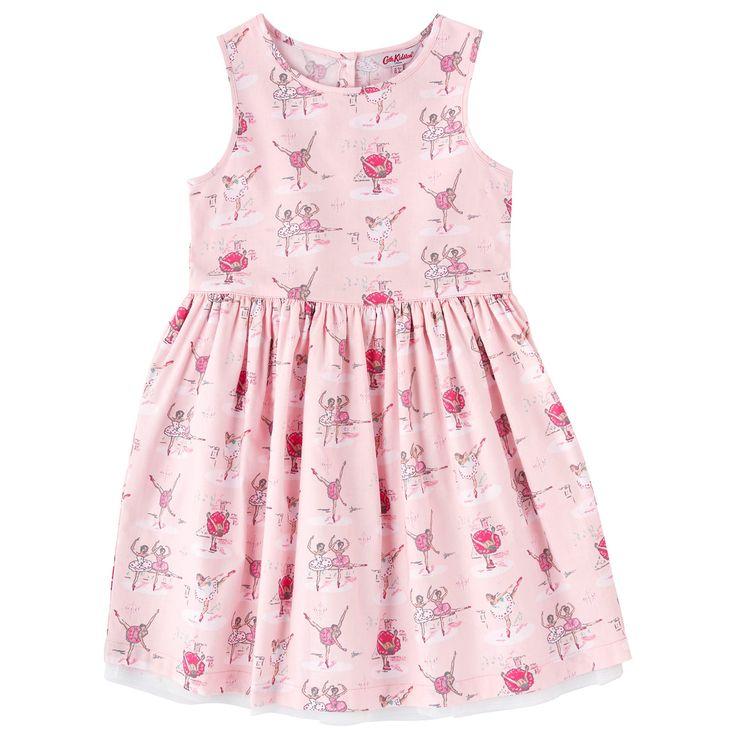Ballerina Kids Dress  | Cath Kidston |