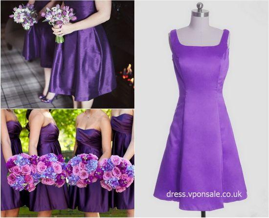 327 Best Images About Purple Bridesmaid Dress On Pinterest
