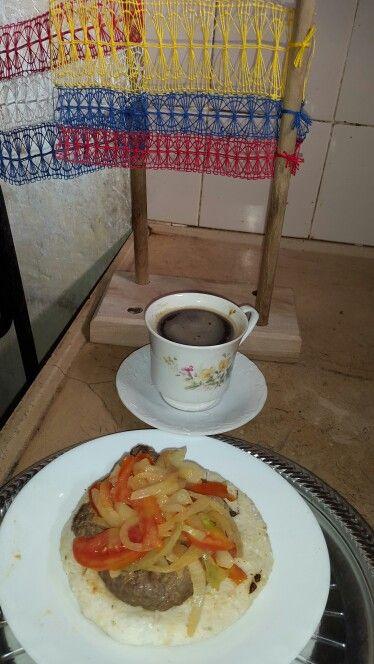 Desayuno Antioqueño.