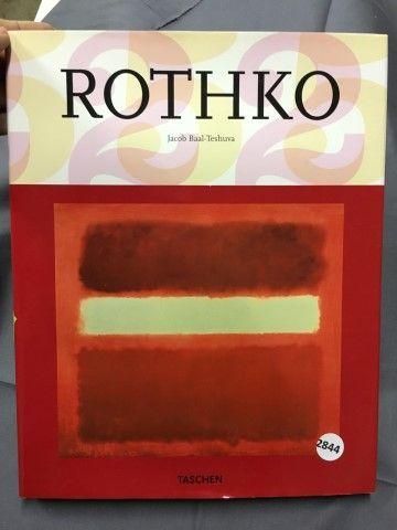 Rothko By Jacob Baal-teshuva