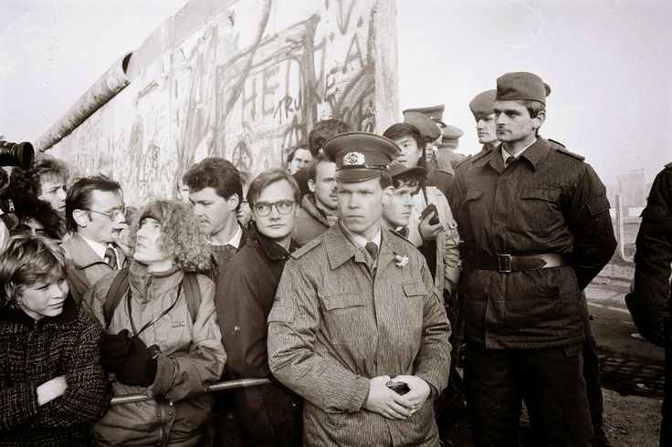 November the 9th 1989 The fall of the Berlin Wall. I took this photo on that very day read the G+ post here (https://plus.google.com/115135005437142391944/posts/Bktjcz3AhMp)