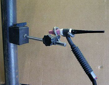 Magnetic Torch Holder