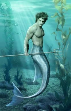 what is a male mermaid called - Google Search
