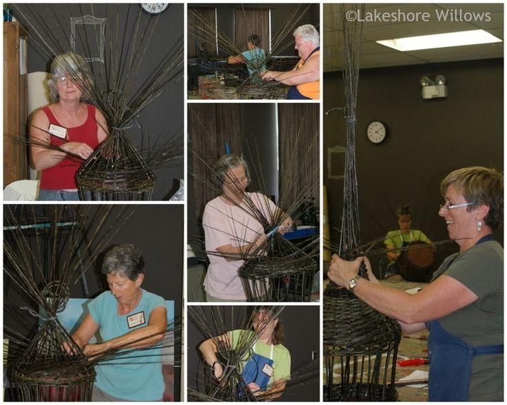 Willows: Willow Bird Feeder Classes