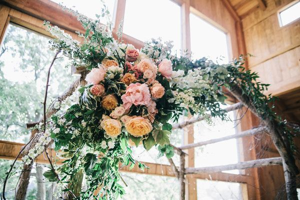 An Indoor Rustic Ceremony: 1000+ Images About Wedding Ceremony Decor On Pinterest
