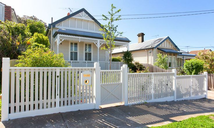 Love a free-standing single fronted cottage! || Essendon, Victoria