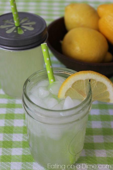copy cat chick fil a lemonade