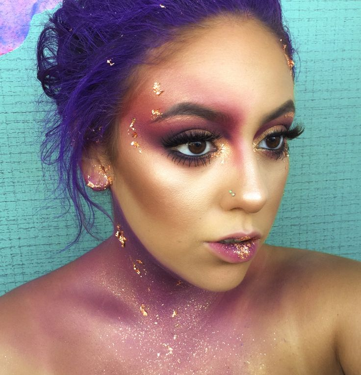 I love this look from @Sephora's #TheBeautyBoard http://gallery.sephora.com/photo/fairy-fantasy-19023