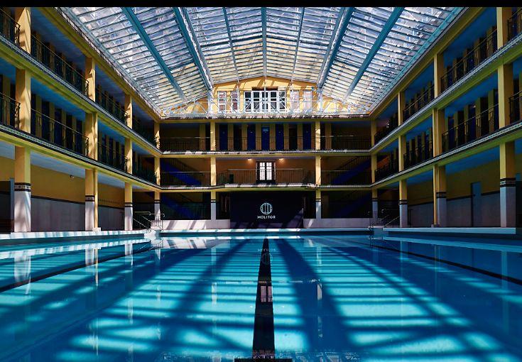 8 best hotel molitor paris images on pinterest paris for Molitor paris france