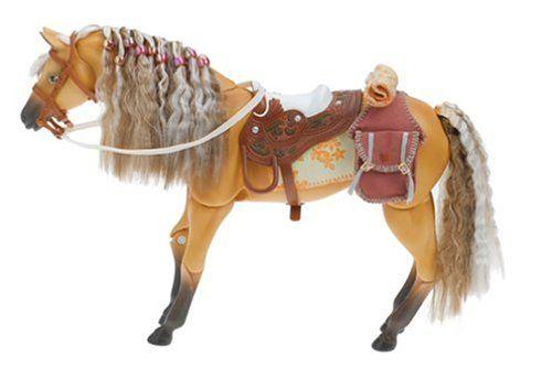 Western Cali Girl Horse