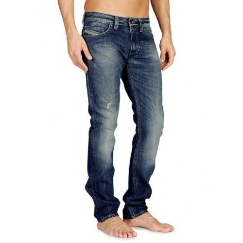 Diesel Jeans for Men | ... Diesel Jeans outlet store » Diesel Thavar 008B9 Skinny Jeans For Men