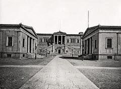 Το Πολυτεχνείο στα 1890