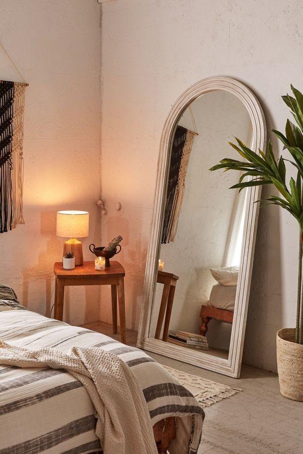 Sumara Floor Mirror Interior House Interior Bedroom Decor