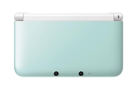 3DS XL Mint White || Is this available in the US? Wish I had this version! Still love my system though.