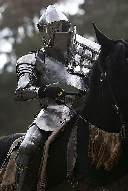 Armadura de justa (reenactment). Armor for tournament renaissance armore knight reenactor 15 16th century