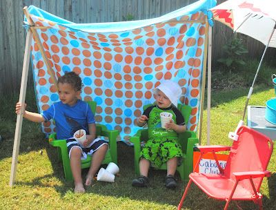 Diary of a Preppy Mom: How to throw a Sprinkler Party!