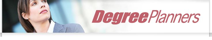 DegreePlanners -- all sorts of info about CBE