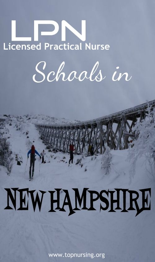 Some LPN schools in New Hampshire offer excellent courses for licensed practical and vocational nurses. To know in detail about the schools, licensure requirements, salary, and employment outlook of this profession in New Hampshire, read the article.