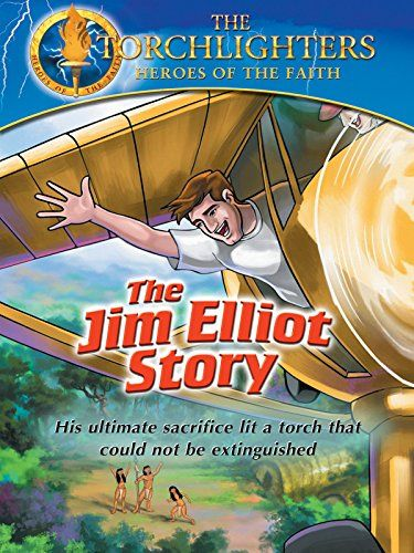 Torchlighters: Jim Elliot Amazon Instant Video Free for prime #missionary