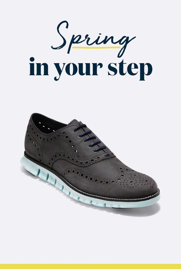 acee13f7b Spring Shoes for Men: Shoes made with breathable materials will help keep  your feet cool