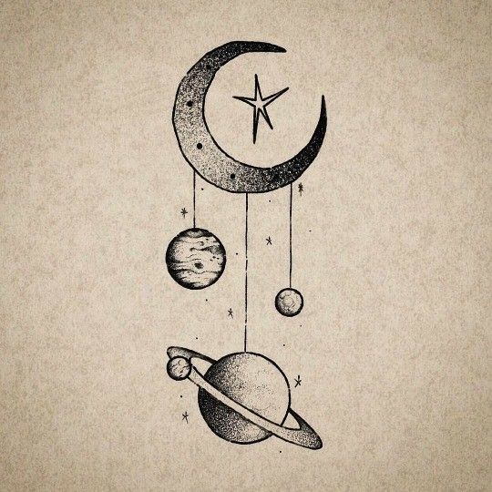 space drawings drawing sketches aesthetic grunge pencil ufo easy anxiety tattoos eighteen cool discover moon planet krasavice katja pink wattpad