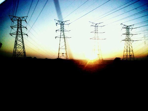 Johannesburg - Sun - No better way to start your day.
