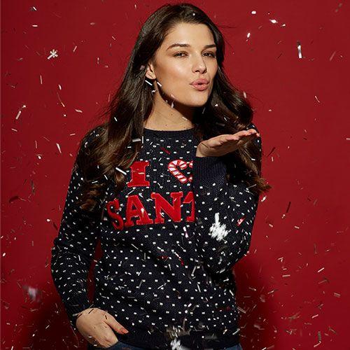 Primark Ladies Christmas Jumpers