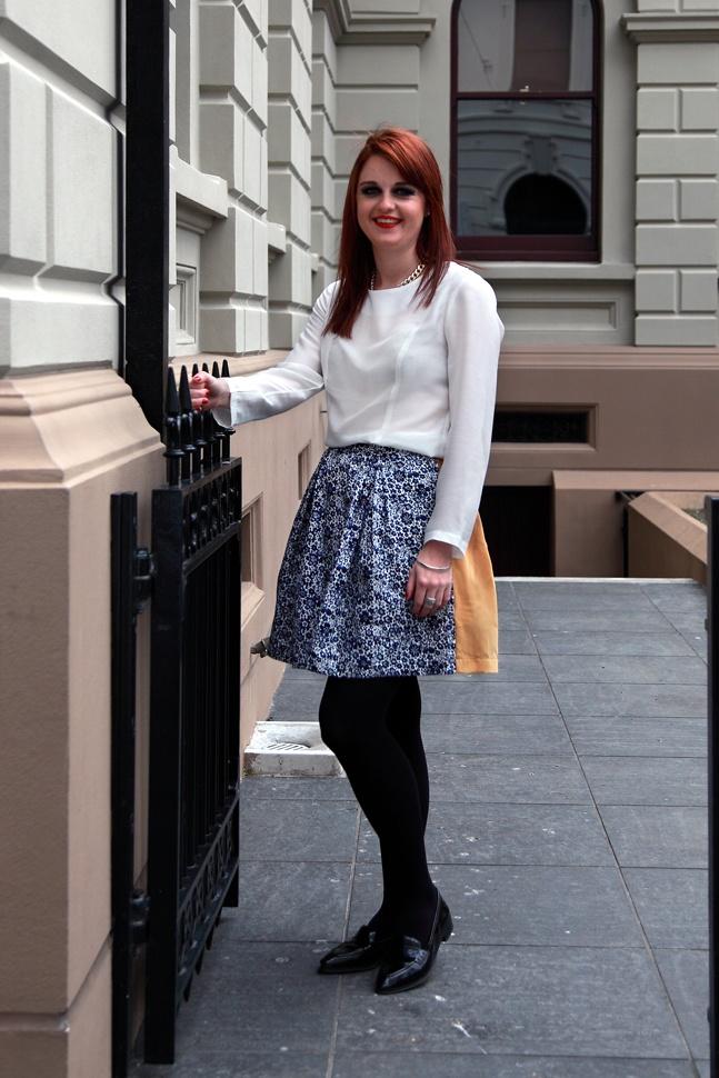 Milano top  Amsterdam skirt