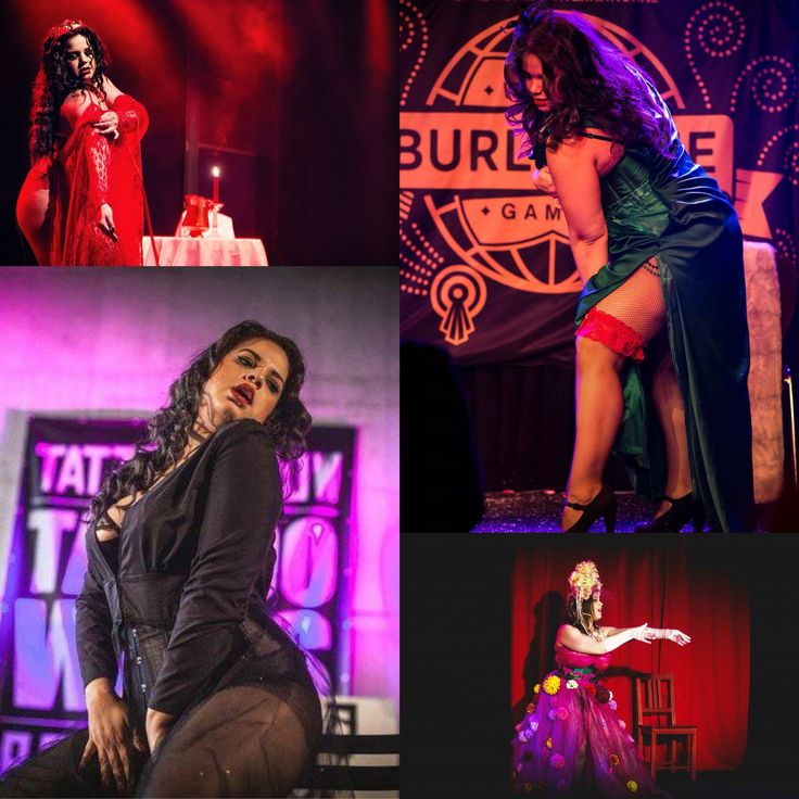 All of burlesque acts ❤️