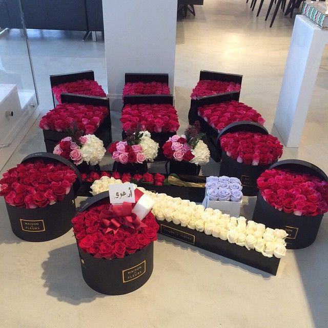 """""""Because one box of Maison des Fleurs red roses isn't ENOUGH """" - Daily Irreño"""