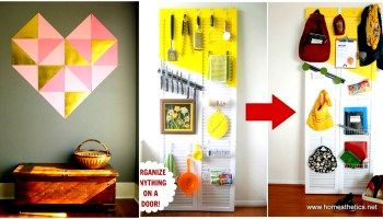 28 Insanely Creative Decorating Tricks To Beautify Your Rented Home