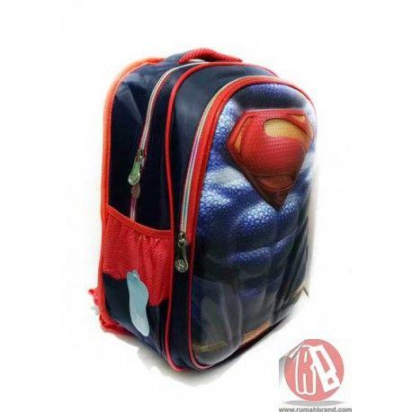 Ransel Superman (KC-12) @Rp. 165.000,-   http://rumahbrand.com/kostum-anak/1423-ransel-superman.html