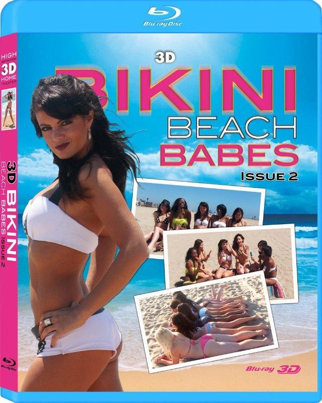 3D Bikini Beach Babes Issue #2 2012