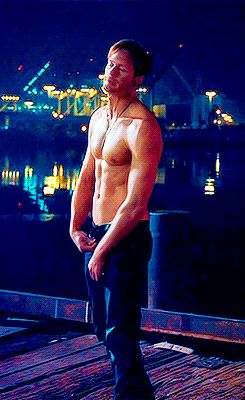 "Any time he was shirtless. | 34 Moments That Show Why Eric Northman Is The Only Thing We'll Miss From ""True Blood"""