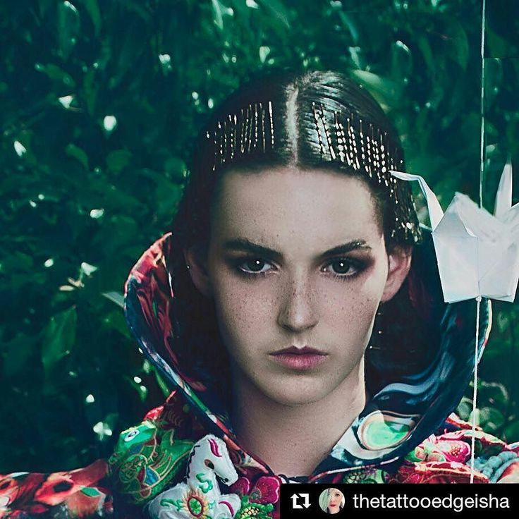 "What amazing cover shoot from last year with our #newface Stephanie Vella #avamodelsmagazine is out now#Repost @thetattooedgeisha Front cover story on @ferocemagazine January 2017 issue. ""Dear John"" a love letter to the works of John Galliano  Photographer : the amazing @danielaraiti  creative direction : Dani & me  HMUA : the brilliant @kellimalseedmakeup  Stylist : me  Model : the gorgeous @stephvella of @avamodels  Videographer and assistant of all things the wonderful : @peajitamornpanna…"