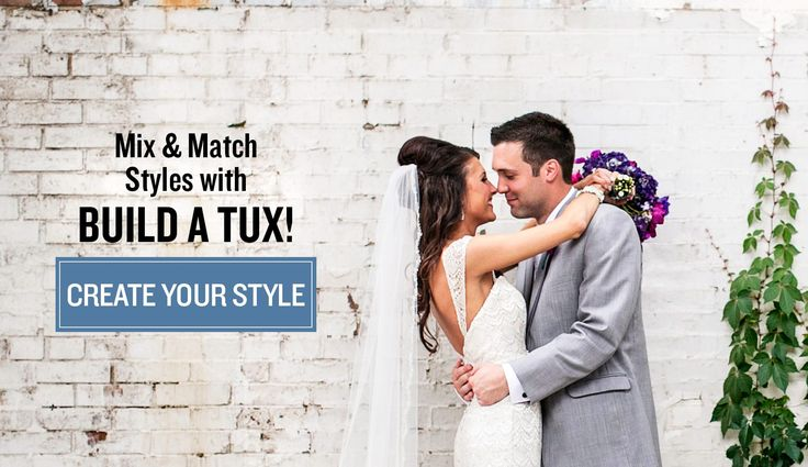 Use Build a Tux to create a tuxedo for your prom!