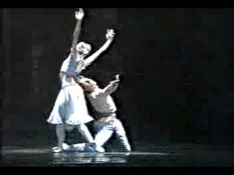 La Bayadere first pas de deux Julio Bocca Amanda McKerrow T Colon - YouTube