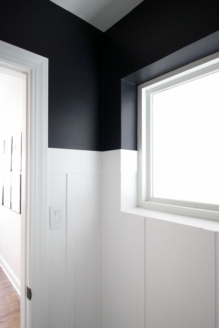 Choosing Black Paint For The Bathroom #indoorpaint…