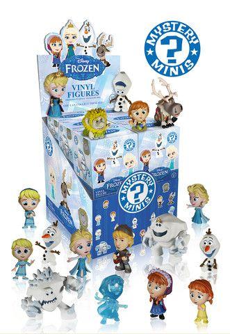 Mystery Minis Blind Box: Disney - Frozen | Funko