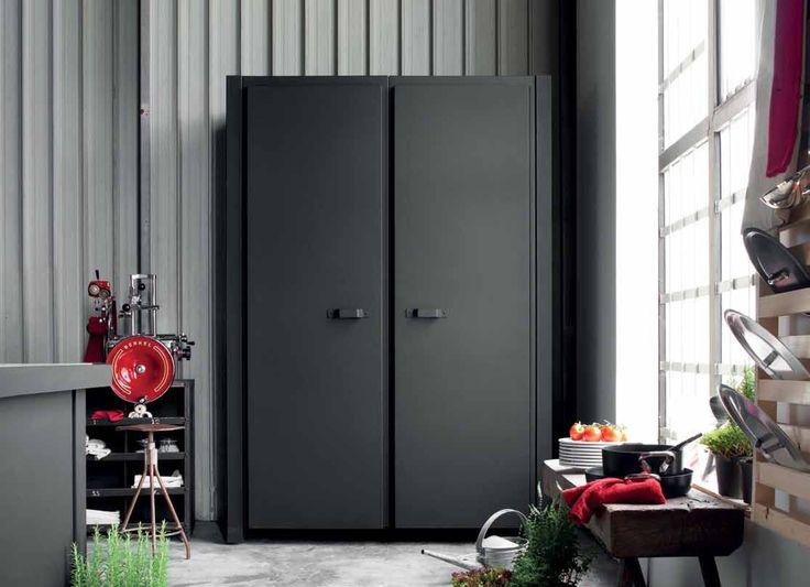 Minà, Colonna frigorifero di Minacciolo | lartdevivre - arredamento online